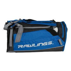 【送料無料】 Rawlings (ローリングス) 野球 ショルダーバッグ チームバッグ ハイブリッド バックパック/ダッフル 53L ROYAL R601JP