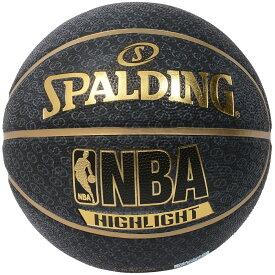 【楽天カード利用で最大7倍 11月19日20:00から26日1:59】SPALDING (スポルディング) バスケットボール 5号ボール ゴールドハイライト SA 5 ゴールド系 83-140Z