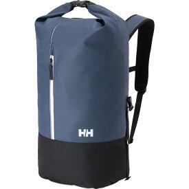 ● 【送料無料】 HELLY HANSEN (ヘリーハンセン) トレッキング アウトドア カジュアルバックパックス AKER ROLL PACK DN HY91882 DN