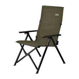 ● コールマン(COLEMAN) レイチェア(オリーブ) キャンプ用品 ファミリーチェア 椅子 オリーブ 2000033808