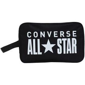 CONVERSE (コンバース) バスケットボール メンズ 半袖Tシャツ シューズケース _ BLKWHT CM1815097-1911