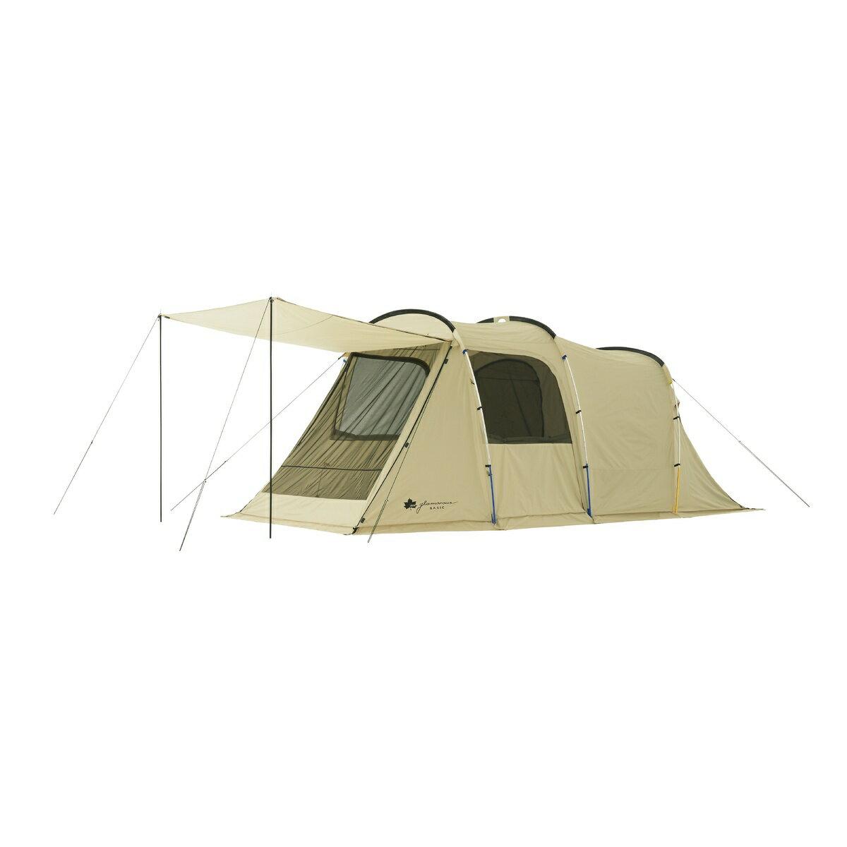 【送料無料】 LOGOS (ロゴス) キャンプ用品 ファミリーテント GB TUNNEL DOME XL 71805023