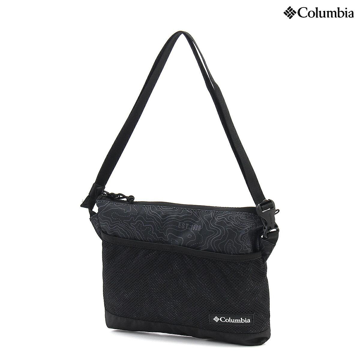Columbia (コロンビア) トレッキング アウトドア ショルダーバック スチュアートコーンサコッシュ O/S BLACK PU8147-010