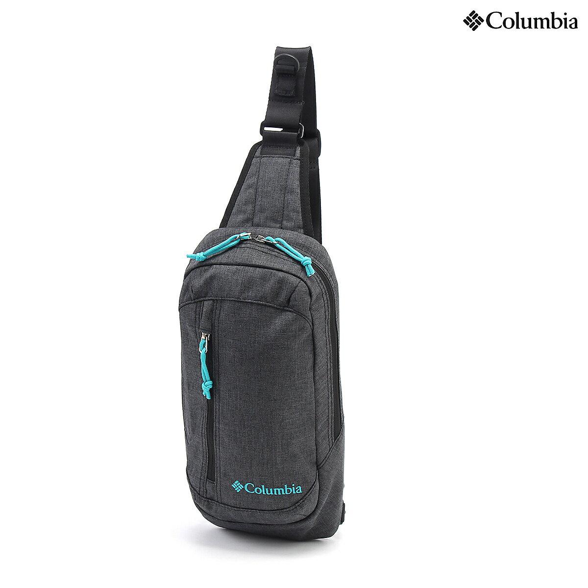 Columbia (コロンビア) トレッキング アウトドア ショルダーバック ヤムヒルフォークボディーバッグ O/S BLACK PU8156-010