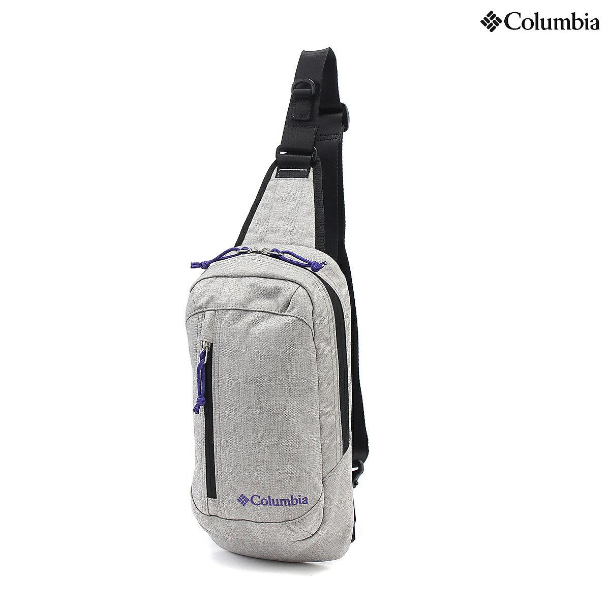 Columbia (コロンビア) トレッキング アウトドア ショルダーバック ヤムヒルフォークボディーバッグ O/S COLUMBIA GREY PU8156-039