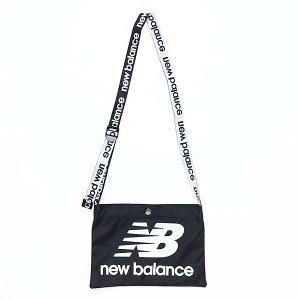 New Balance (ニューバランス) スポーツアクセサリー ポーチ マルチバックS メンズ OSZ ブラック JABL9407BK