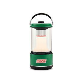 ● コールマン(COLEMAN) バッテリーガードLED ランタン/1000(グリーン) キャンプ用品 ランタン バッテリー 電池式  グリーン 2000034244