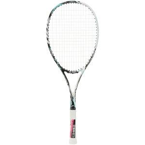 ● 【送料無料】 YONEX (ヨネックス) ソフトテニス 張り上げラケット マッスルパワー500XF G0 ホワイト/ミント MP500XFG  551