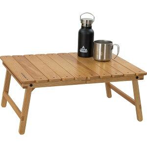 TARAS BOULBA(タラスブルバ) TBウッドサイドテーブル キャンプ用品 ファミリーテーブル TB-S19-015-055