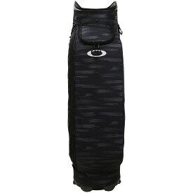 【送料無料】 OAKLEY(オークリー) ゴルフ メンズキャディーバッグ BG GOLF BAG 13.0 ONE BLACK PRINT 921568JP-00G