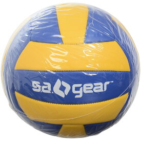 ● s.a.gear (エスエーギア) バレーボール5号球 バレーボール 5号ボール 5ゴウ ブルー/イエロー SA-Y19-003-051