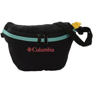 Columbia (コロンビア) トレッキング アウトドア サブバッグ ポーチ ピークピークブラッシュヒップバッグ O/S BLACK PU8061-010