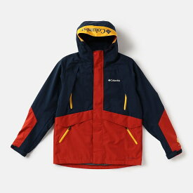 ● 【送料無料】 Columbia (コロンビア) トレッキング アウトドア 薄手ジャケット キールスパイアージャケット メンズ SAIL RED PM3761-698