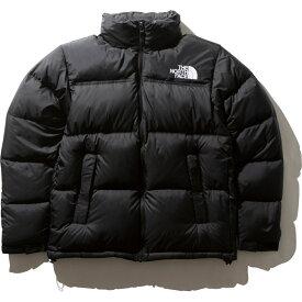 THE NORTH FACE (ノースフェイス) Nuptse Jacket (ヌプシジャケット) トレッキング アウトドア 厚手ジャケット メンズ K ND91841 K