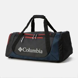 【送料無料】 Columbia (コロンビア) トレッキング アウトドア トラベルバック ブレムナースロープ 40L ダッフル O/S BLACK RED VELVET PU8230-014
