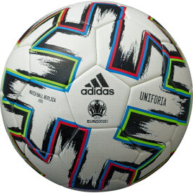 adidas (アディダス) サッカー ボール ユニフォリア キッズ 4号球 ジュニア 4号球 ホワイト AF420