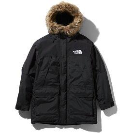 THE NORTH FACE (ノースフェイス) Mountain Down Coat (マウンテンダウンコート) トレッキング アウトドア 厚手ジャケット メンズ K ND91935 K