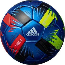 adidas (アディダス) サッカー ボール ツバサ キッズ4号球 青色 ジュニア 4号球 ブルー AF411B