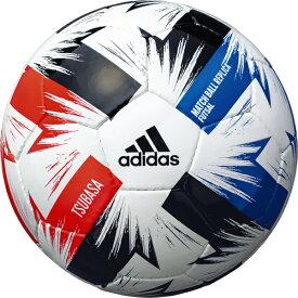 ● adidas (アディダス) ツバサ フットサル4号球 フットサルボール FUT4 ホワイト AFF410