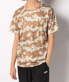 ATHFORM(アスフォーム) ランニング メンズ半袖Tシャツ RUNスムス半袖Tシャツ メンズ ベージュ AF-S20-008-021