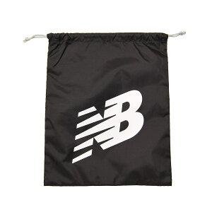 New Balance (ニューバランス) スポーツアクセサリー ポーチ シューズバック メンズ OSZ ブラック JABP0618BK