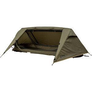 Alpine DESIGN (アルパインデザイン) ポップアップシェルターテント II キャンプ用品 ソロ その他テント カーキ AD-S20-015-001
