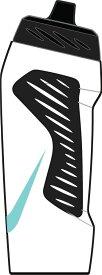 NIKE (ナイキ) スポーツアクセサリー 雑貨 ナイキ ハイパーフューエル ウォーターボトル 24OZ 24OZ ホワイト/オーロラグリーン HY6011 152
