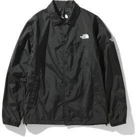 THE NORTH FACE (ノースフェイス) The Coach Jacket (ザコーチジャケット) トレッキング アウトドア 薄手ジャケット メンズ K NP22030 K