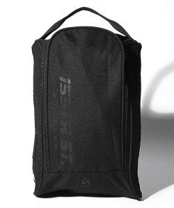 ATHFORM(アスフォーム) バスケットボールシューズケース バスケットボール シューズアクセサリー H32×W22×D1 ブラック/ブラック AF-Y20-003-002