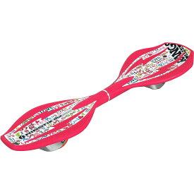 ● ラングスジャパン リップスティック デラックス ミニ キャスターボード ネオンピンク ホイール エクストリーム スケートボード ジュニア ネオンピンク リップスティックDLXミニ