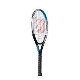 ● WILSON (ウィルソン) ULTRA 26 V3.0 テニス ジュニア 張り上げラケット ジュニア NVY X BLU WR043510S