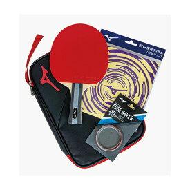 MIZUNO (ミズノ) 卓球 TECHNIXスタートセット ゴールド 83JTT09050