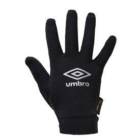 UMBRO (アンブロ) サッカー アパレルアクセサリー クーリンググローブ メンズ F BK UUAPJD00 BK