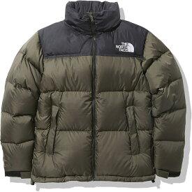 THE NORTH FACE (ノースフェイス) Nuptse Jacket (ヌプシジャケット) トレッキング アウトドア 厚手ジャケット メンズ NT ND91841 NT