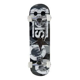 GOSK8 28インチスケートボード ホイール エクストリーム スケートボード 28 ブラックカモ GOSK8 A