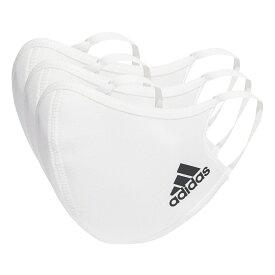 adidas (アディダス) フェイスカバー 3枚組(XS/S) / Face Covers XS/S 3-Pack スポーツアクセサリー 雑貨 ジュニア NS ホワイト/ブラック JMC44 H34588