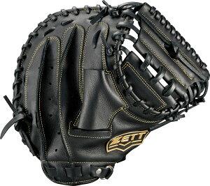 ZETT (ゼット) ナンシキCMソフトステア 野球 軟式キャッチャーミット右 左 LH ブラック1900 BRCB35112-1900