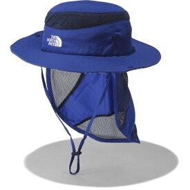 ● THE NORTH FACE (ノースフェイス) Kids' Novelty Sunshield Hat (キッズノベルティサンシールドハット) トレッキング アウトドア カジュアル ジュニア BT NNJ02008 BT
