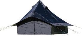 Canadian East(カナディアンイースト) GLOKE8 BLACK キャンプ用品 ファミリーテント BLK CETO1003