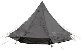 Canadian East(カナディアンイースト) PILZ12 BLACK キャンプ用品 ファミリーテント BLK CETO1005
