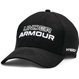 UNDER ARMOUR (アンダーアーマー) UA JORDAN SPIETH TOUR HAT ゴルフ アクセサリー メンズ LGXL 1 1361545 001