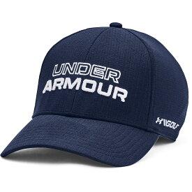UNDER ARMOUR (アンダーアーマー) UA JORDAN SPIETH TOUR HAT ゴルフ アクセサリー メンズ LGXL 408 1361545 408