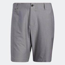 adidas (アディダス) ULTIMATE365 スリーストライプス ショートパンツ ゴルフ ウェア メンズ グレースリー 22648-GM0314
