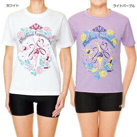【SASAKI/ササキ】体操・新体操 ジュニア ドライ Tシャツ #539