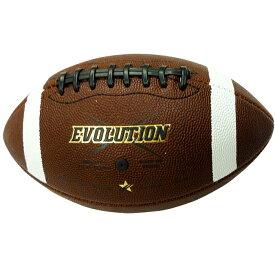 (オフィシャルサイズ 人工皮革)PVC AMERICAN FOOTBALL Evolution(ピーブイシー アメリカンフットボール エボリューション)アメフト キャッチボール