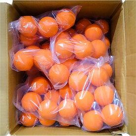 オレンジ/イエロー/ホワイト【送料無料】ラクロス ボール 10ダース(120個)売り 3カラー展開【NOCSAE公認:刻印入り】ラクロス 公認球マッサージ トレーニング ストレッチ 筋膜リリースにも 最適