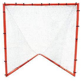 【送料無料】組み立て式 公式試合用ラクロス ゴール (ネット/バンジー/キャリーバッグ含む)4点セットでお得