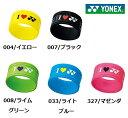 ソフトテニス グリップバンド ヨネックス YONEX(1個入り)【硬式テニス】【軟式テニス】【ソフトテニス】 soft tennis