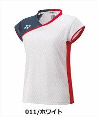 【メール便送料無料】【レディース】ヨネックスYONEX20433テニス・バドミントンウェアウィメンズゲームシャツ(フィットシャツ)ソフトテニスウェア