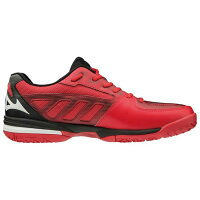 ミズノソフトテニスシューズウエーブエクシード3ワイドOC(61GB1913)3E相当室内体育館靴軽量バドミントンシューズミズノバトミントンシューズMIZUNO